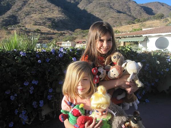 Stuffies!  Toys!  Dolls!