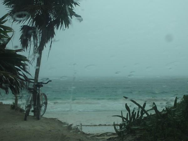 Rainy Tulum